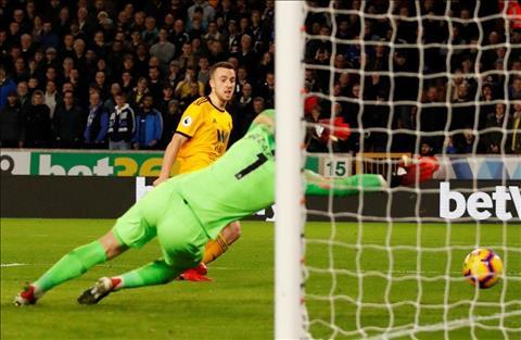 Wolves 2-1 Chelsea Jota ha Kepa