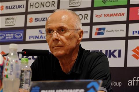 HLV Eriksson vẫn tự tin về cơ hội đi tiếp sau hai thất bại hình ảnh