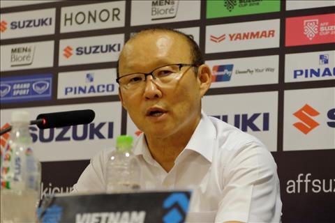 HLV Park Hang Seo tiết lộ bí quyết đánh bại Philippines  hình ảnh