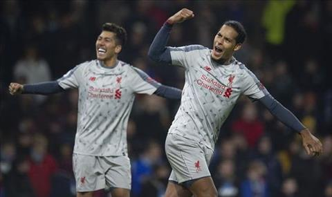 Người cũ khen ngợi hàng thủ Liverpool sau trận thắng Burnley hình ảnh
