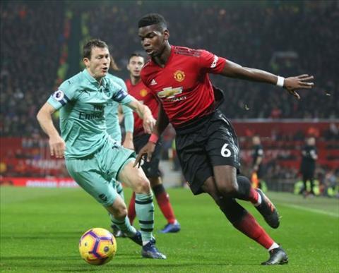 Mourinho khen ngoi Pogba