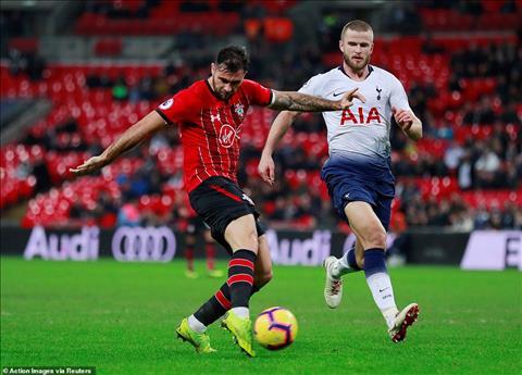 Tottenham tiep tuc de thung luoi
