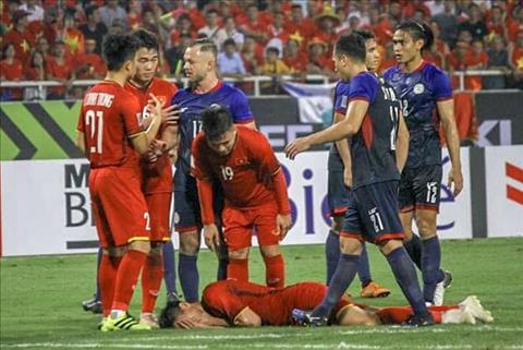 Fox Sports chỉ ra hạn chế đã phơi bày của ĐT Việt Nam sau trận gặ hình ảnh