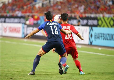 Các cầu thủ ĐT Việt Nam đã quả cảm thế nào để vào chung kết hình ảnh