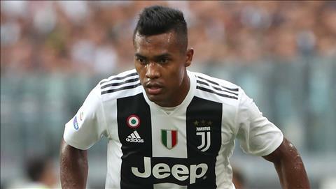 Juventus lên tiếng về tương lai Alex Sandro hình ảnh