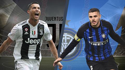 Juventus vs Inter Milan 2h30 ngày 812 (Serie A 201819) hình ảnh