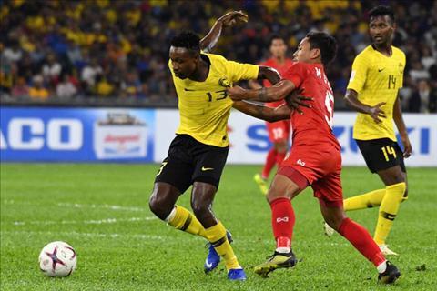 Tiền vệ Mohamadou Sumareh quyết tâm đánh bại ĐT Việt Nam hình ảnh