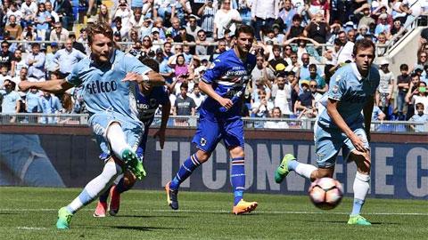 Lazio vs Sampdoria 2h30 ngày 912 (Serie A 201819) hình ảnh