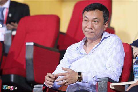 Ông Trần Quốc Tuấn tạm thời kiêm nhiệm phụ trách tài chính của VFF hình ảnh