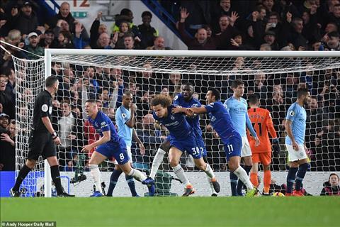 HLV Sarri phát biểu trận Chelsea vs Man City chiến thắng vang dội hình ảnh
