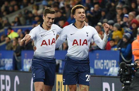 HLV Mauricio Pochettino nói về trận Leicester vs Tottenham hình ảnh
