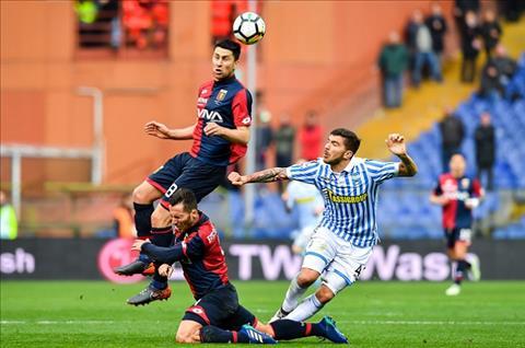Genoa vs Spal 0h00 ngày 1012 (Serie A 201819) hình ảnh