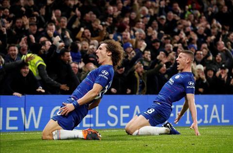 Những thống kê ấn tượng sau trận đấu Chelsea 2-0 Man City hình ảnh