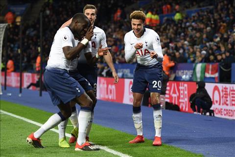 Thống kê Leicester vs Tottenham - Vòng 16 Ngoại hạng Anh 201819 hình ảnh