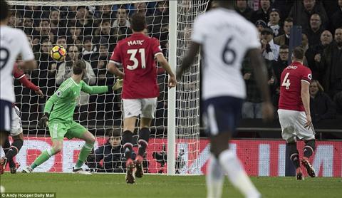 Du am Tottenham 2-0 MU Tham hoa trung ve Phil Jones hinh anh
