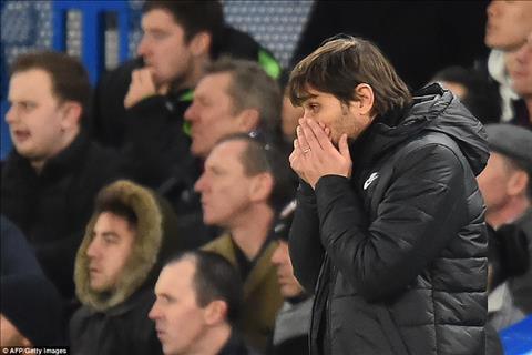 HLV Antonio Conte bi sa thai neu Chelsea thua Watford hinh anh 2