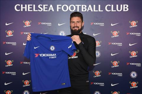 Watford vs Chelsea Co hoi cua tien dao Olivier Giroud hinh anh