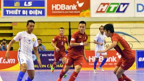 Tiep buoc U23, DT Futsal Viet Nam chinh phuc dau truong chau A hinh anh
