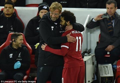 Salah tri an thay Klopp vi nam ra mat ruc ro o Liverpool hinh anh