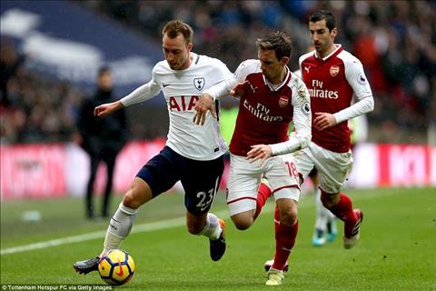 Du am Tottenham 1-0 Arsenal That vong Aubameyang va Mkhitaryan hinh anh 3