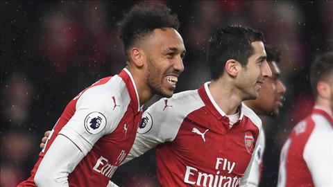Du am Tottenham 1-0 Arsenal That vong Aubameyang va Mkhitaryan hinh anh