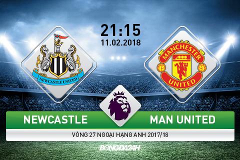 Newcastle vs Man Utd (21h15 ngay 112) Ban ha Chich choe hinh anh