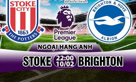 Nhan dinh Stoke vs Brighton 22h00 ngay 102 (Premier League 201718) hinh anh