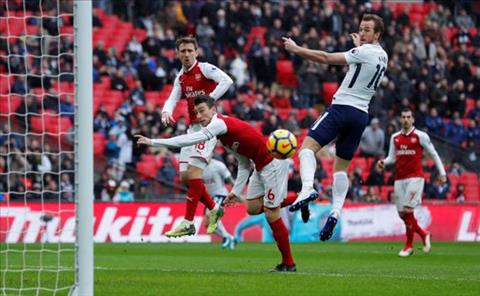 Tottenham 1-0 Arsenal Thu mon Petr Cech khong the cuu Arsenal hinh anh 2