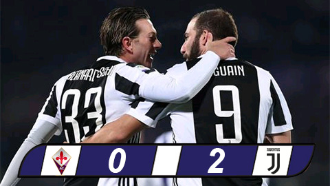 Fiorentina 0-2 Juventus Danh chiem ngoi dau hinh anh