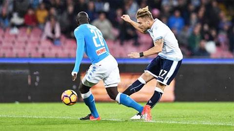 Nhan dinh Napoli vs Lazio 02h45 ngay 112 (Serie A 201718) hinh anh