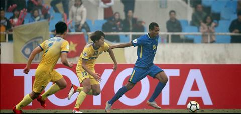 Tong hop Thanh Hoa 1-0 Global Cebu (AFC Cup 2018) hinh anh