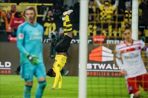 Dortmund 2-0 Hamburg Batman no sung trong ngay Reus tai xuat hinh anh 2