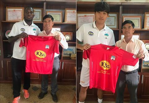 HAGL trinh lang hai ngoai binh cho V-League 2018 hinh anh