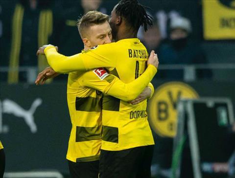 Tong hop Dortmund 2-0 Hamburg (Vong 22 Bundesliga 201718) hinh anh
