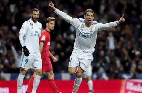 Ban thang cung nhu cuoc song va hoi tho cua Ronaldo hinh anh