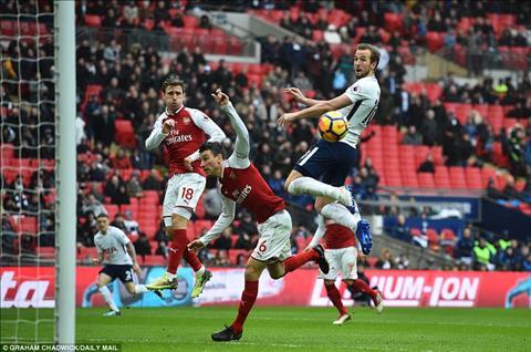 Du am Tottenham 0-1 Arsenal Hang thu tiep tuc bao hai Phao thu hinh anh 2