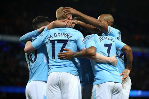 Man City may man vi co De Bruyne hinh anh