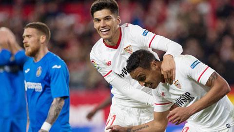 Nhan dinh Sevilla vs Girona 18h00 ngay 112 (La Liga 201718) hinh anh