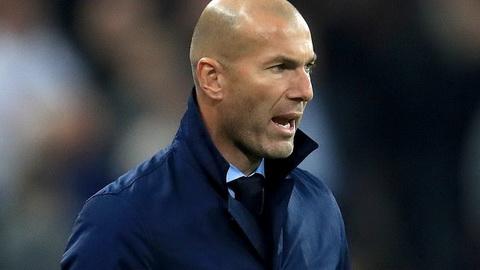 Zinedine Zidane khang dinh Real Madrid dang tap trung toi da cho Champions League.