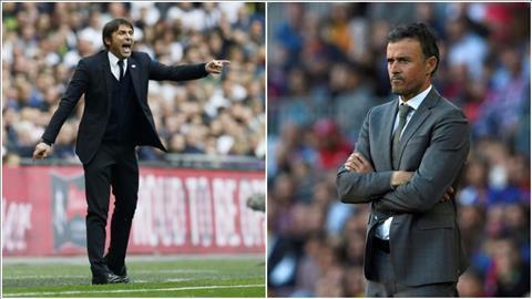 HLV Luis Enrique toi Chelsea thay Conte hinh anh
