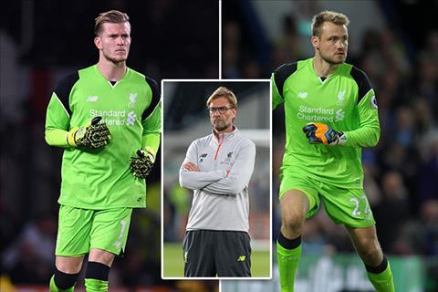 Có Alisson, HLV Klopp của Liverpool bán Karius và Mignolet hình ảnh