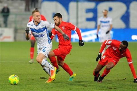 Nhan dinh Auxerre vs Nimes 2h45 ngay 132 (Hang 2 Phap 201718) hinh anh