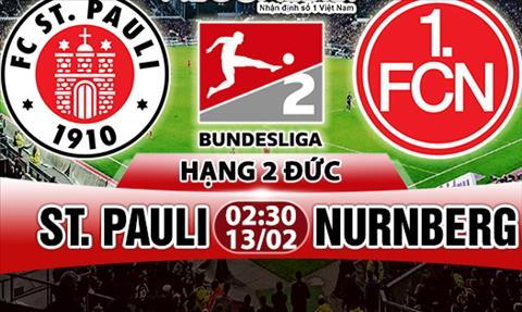 Nhan dinh StPauli vs Nurnberg 02h30 ngay 132 (Hang 2 Duc) hinh anh