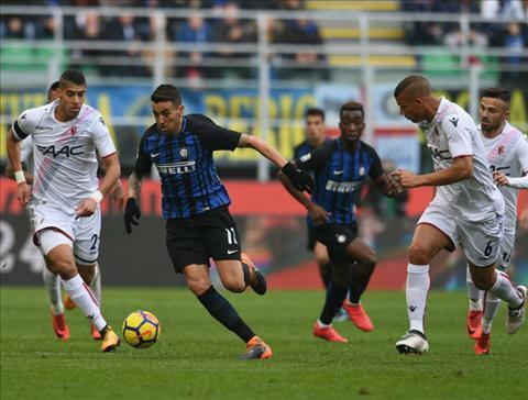 Tong hop Inter Milan 2-1 Bologna (Vong 24 Serie A 201718) hinh anh