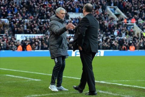 Cuu HLV Liverpool tiep tuc la khac tinh cua Mourinho tai Premier League hinh anh