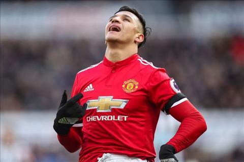 Du am Newcastle 1-0 MU Chat vat tim cong thuc phu hop cho Sanchez hinh anh