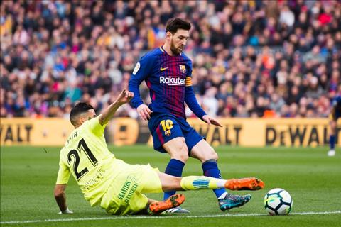 Nhung thong ke an tuong sau tran Barcelona 0-0 Getafe hinh anh