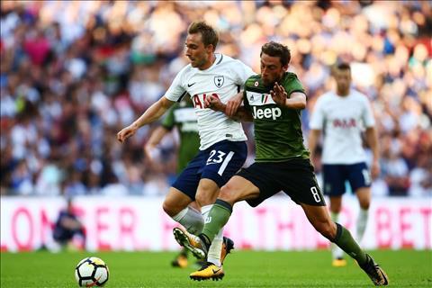 Juventus vs Tottenham Bai test lon nhat cho chu va khach hinh anh 2