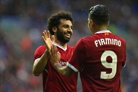 Bo doi cua Liverpool cung thuc hien rat nhieu pha kien tao