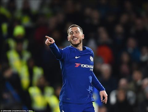 Hazard se gia nhap Real Madrid voi tu cach huyen thoai Chelsea hinh anh